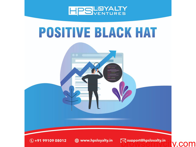 Positive Black Hat - 1/1
