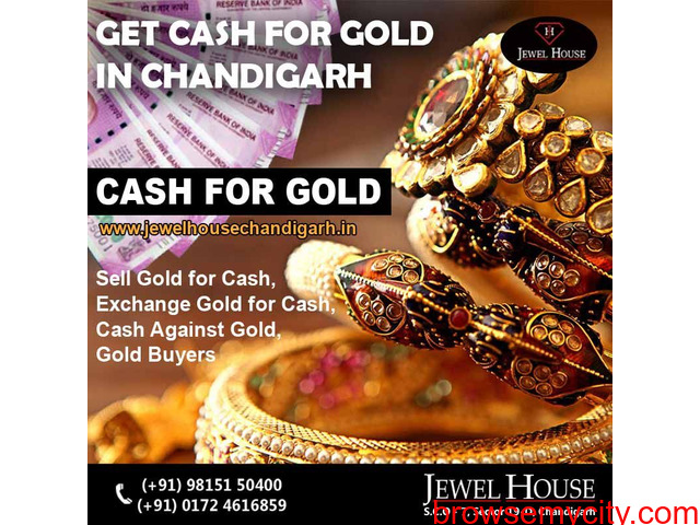 Cash For Gold - Sell Gold for Instant Cash | JEWEL HOUSE - 2/2