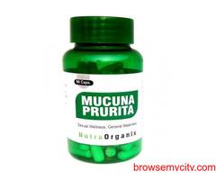 Buy Herbal Best Mucuna Pruriens Capsules Online USA