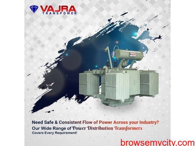 Best Distribution Transformer Manufacturers in Hyderabad, India - 1/1