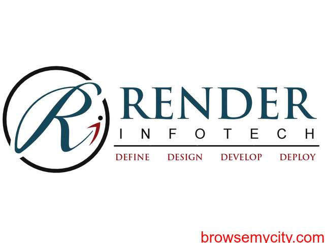 RENDER INFOTECH: Best Website and App development company in bangalore - 1/6