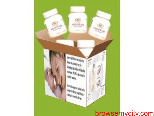 AROGYAM PURE HERBS KIT FOR PCOS/PCOD - 1/1