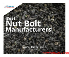 Top Nut Bolt Manufacturer companies in India