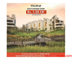 Buy luxurious Villas with private swimming pool @ Rs. 1.20 Cr.