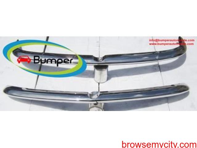 Bumper Set Fits BMW 2002 year(1968-1976) - 5/5