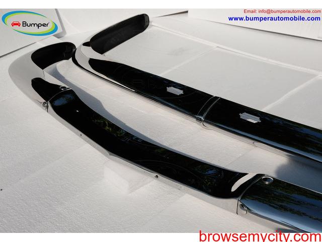 BMW 2000 CS Bumper Kit New - 3/4