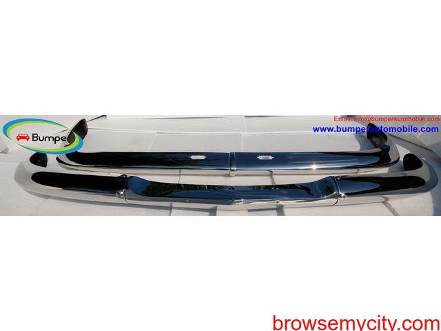 BMW 2000 CS Bumper Kit New - 4/4