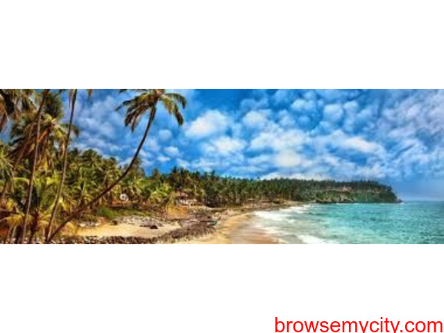Backwaters, Beaches  & Hills of Kerala Holiday Tour Package - 1/1