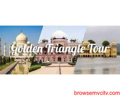 The Grand Golden Triangle & Ranthambore.