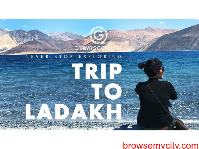 Ladakh with Family Tour Package - 1/1