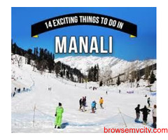 ENJOY MANALI HILLS THIS SUMMER  WITH FRIENDS