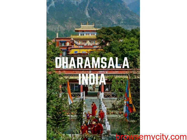 HIMACHAL WITH DHARAMSHALA HOLIDAY TOUR PACKAGE WITH FRIENDS. - 1/1