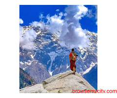 HIMACHAL WITH DHARAMSHALA HOLIDAY TOUR PACKAGE WITH COUPLE.