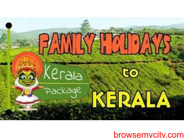 Kerala Tour Package with family. - 1/1