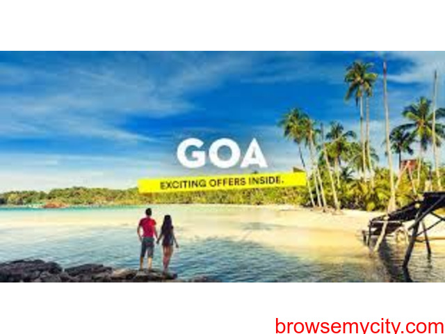 BEST GOA TOUR PACKAGES WITH FAMILY. - 1/1