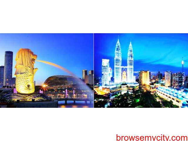 Singapore and Malaysia Summer Special - 1/1