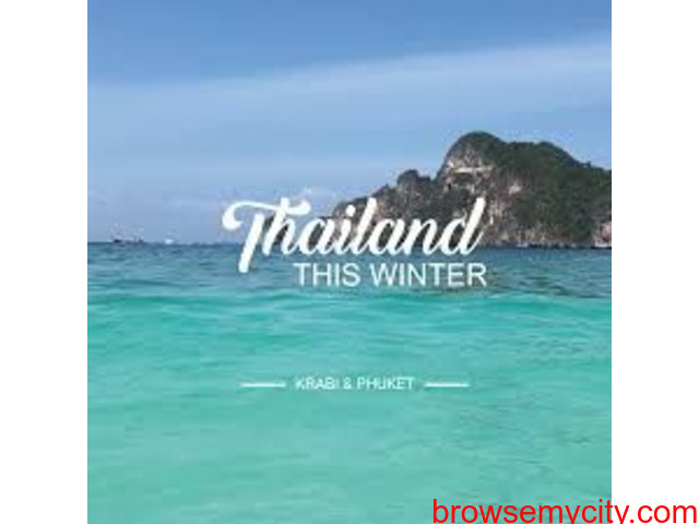 Explore Thailand With Friends- Economy Tour Package - 1/1