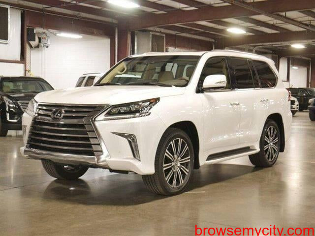 Want to sell my Lexus Lx 570 - 1/3