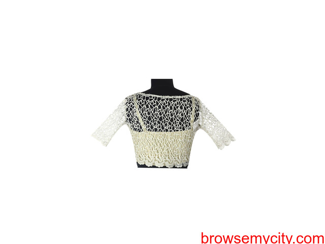 Look Beautiful With Blouses From TheHLabel: Shop Now! - 1/1