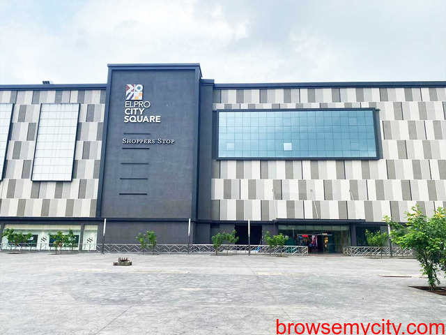 Top Malls in Pune - Elpro Square City - 1/1