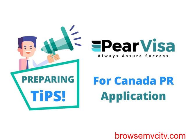 Canada Pr: PearVisa - 1/1