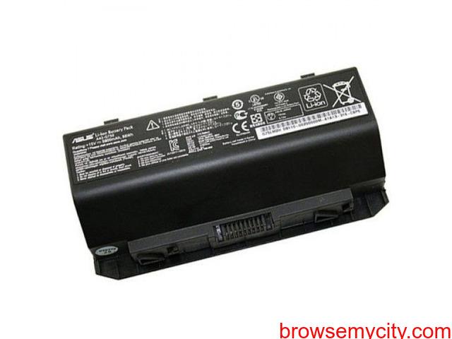 Batterie originale Asus A42-G750, A42G750 15V 5900mAh - 1/1