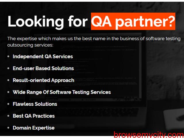 Fleek IT Solutions - Top Software Testing Companies - 1/1