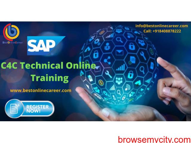 SAP C4C Technical Online Training   SAP Cloud for Customer Online Course - 1/1