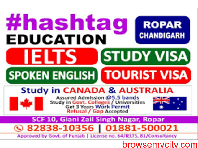 Immigration Consultants in Chandigarh for Canada - 1/2