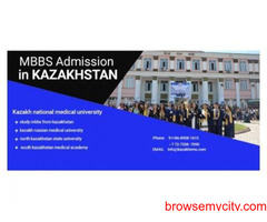 kazakh national medical university | study mbbs from Kazakhstan