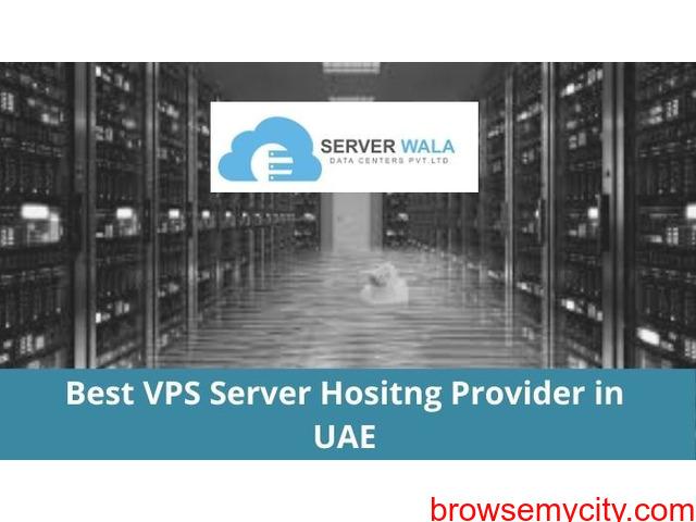 Best VPS Server Hositng Provider in UAE - 1/1