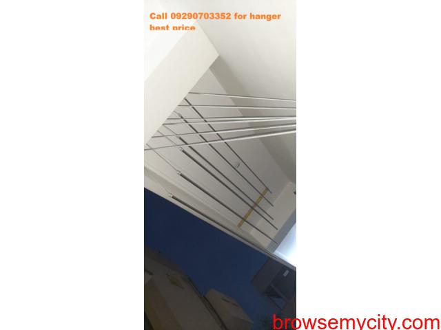Call 8309419571 for cloth drying hanger near AS Raju Nagar, Kukatpally, MNR School, Kukatpally - 1/6
