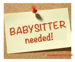 babysitter in usa