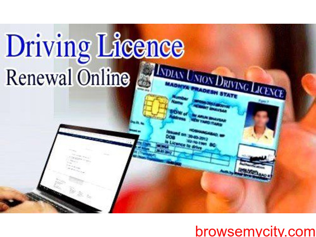 Online renew driving licence before expiry date - 3/4