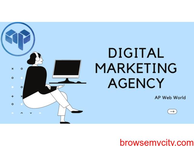 Digital Marketing Agency: AP Web World - 1/1