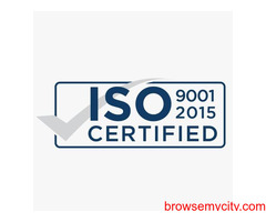 Grab your chance to get ISO Certification in India
