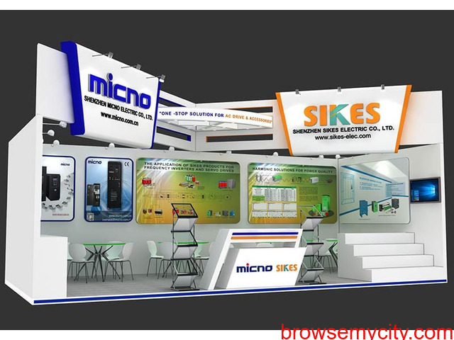 Panache Exhibitions is an Innovative Exhibition Stall Designer in Mumbai - 1/2