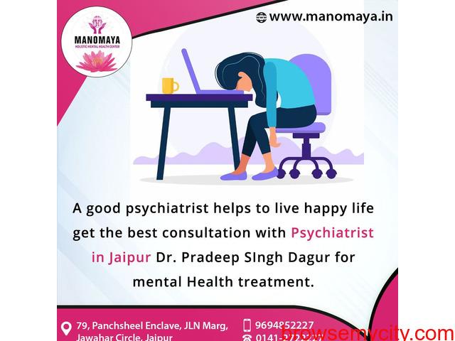 Meet With Experienced Psychiatrist In Jaipur - 1/1