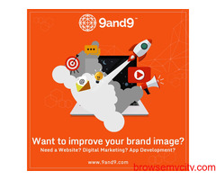 Digital Branding Company | Digital Marketing Consultant in Hyderabad | 9and9