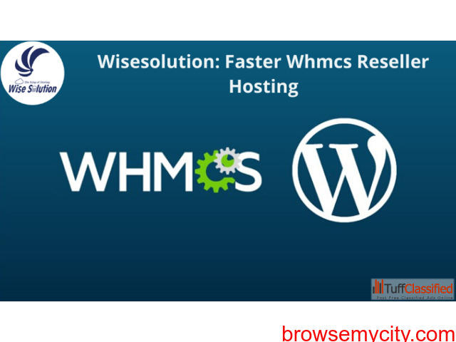 Get Unlimited Reseller Hosting with WHMCS at Cheap price - 1/1