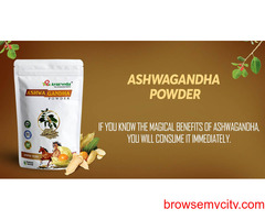 If you know the magical benefits of Ashwagandha