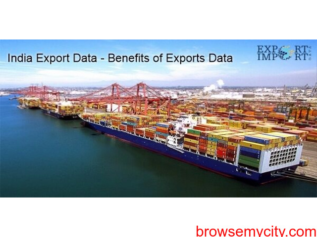 Customs Based India Export Data Online - 1/1