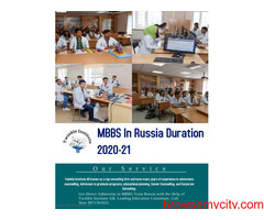 Medicine In Russia 2020-21 Twinkle InstituteAB