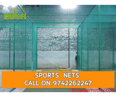 CRICKET PRACTICES NETS CAR PARKING NETS IN BANGALORE