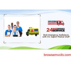 Utilize Immediately ALS Ambulance Service in Birsanagar at Low Cost