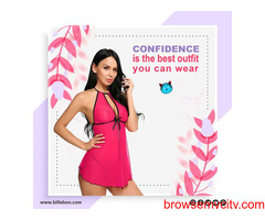 Indulge in ladies nightwear online shopping India