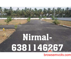 DTCP Approved 3.5 cent East facing site for sale Near prozone mall vilankurichi road, vinayagapuram