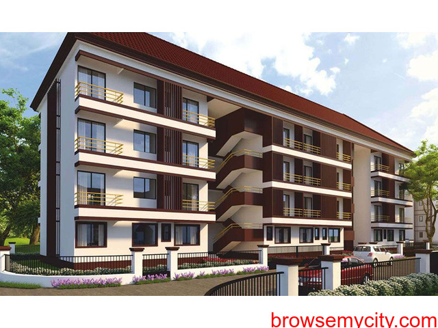 1 BHK Flats in Sawantwadi - Sports City NX to Goa - 4/6