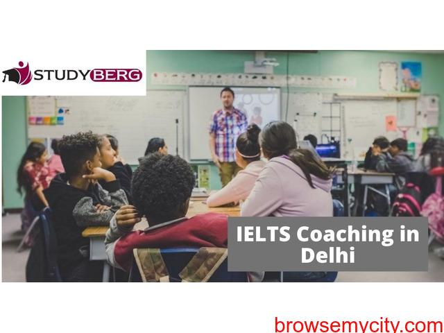 IELTS coaching in Delhi: Studyberg - 1/1