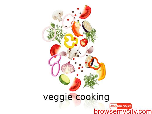 vegetarian cookbook | veggie cooking - 1/1